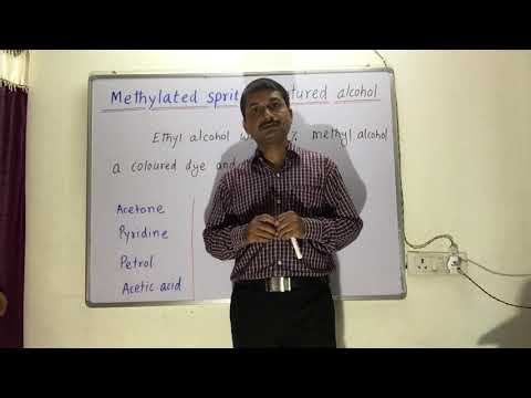 Methylated Sprit / Denatured Alcohol