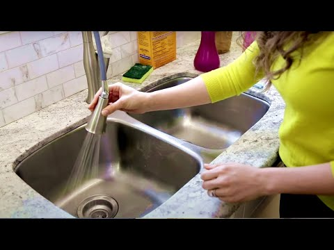 16 Kitchen Cleaning Tips!