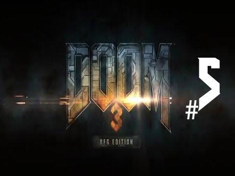Doom 3 BFG - Walkthrough Gameplay Part 5 Alpha Labs Sectors 2 & 3