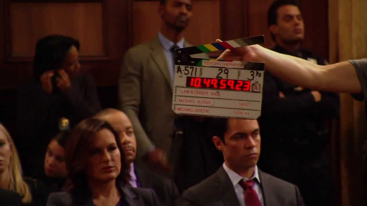 Law Amp Order Svu Psycho Therapist Season 15 Episode 12