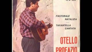 OTELLO PROFAZIO      PASTORALE NATALIZIA    1966