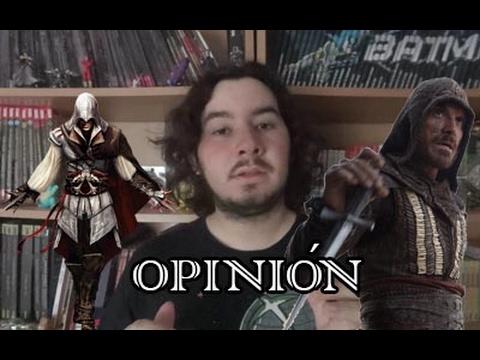 Opinión - Assassins Creed (Película) Sin Spoilers
