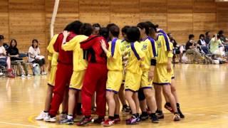 富士大学ハンドボール部(女子)2013