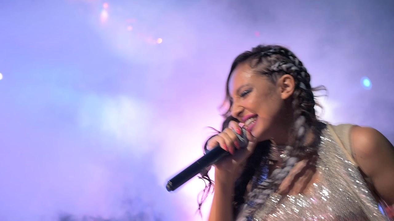 Luna Djo - Uzivo nastup (Diskoteka Avatar 2019)