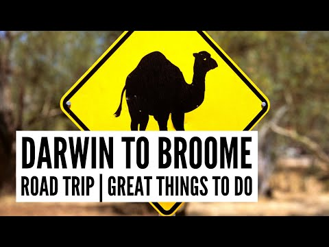 Darwin to Broome Travel Guide – Tour the World TV