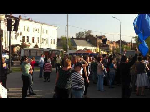 Надежда Бабкина в Астрахани