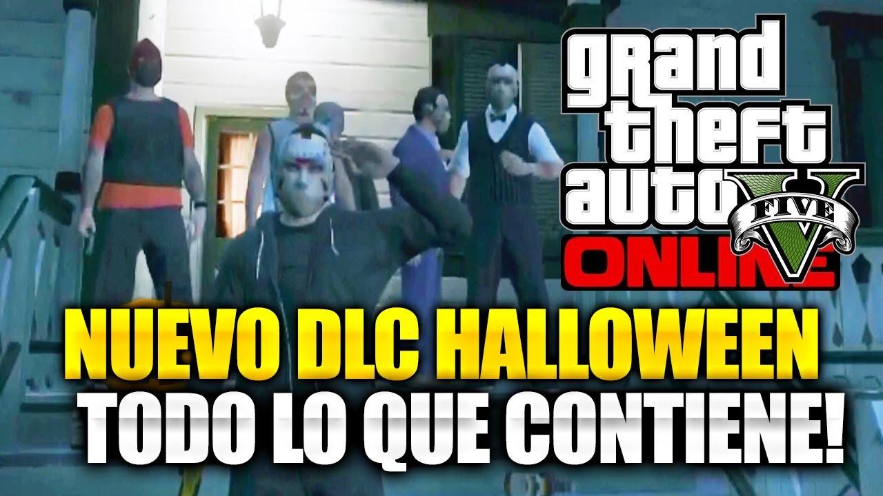 Download DLC DE HALLOWEEN- ENSEANDO NUEVAS COSAS JABICHU