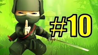 Смотреть мини ниндзя Прохождение #10