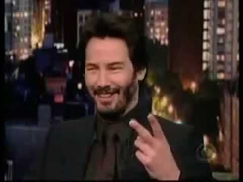 Keanu Reeves in his funniest interview ever