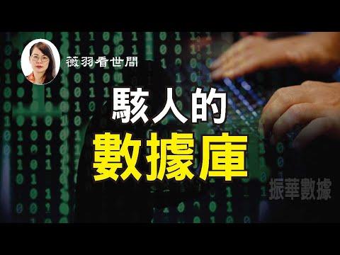薇羽看世间:【第136期】这下炸锅了!他们要干什麽?中国振华数据公司蒐集了240万人的个人资料,涉及美、加、英、日、澳、台等政要名人及家属、朋友的个人资讯。