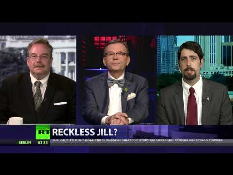 CrossTalk: Reckless Jill?