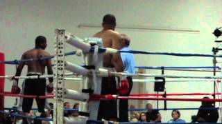 Heavy Handed Power Shots!!! Pure Power, TKO, Heavyweight Boxers Fighters Charlotte, NC