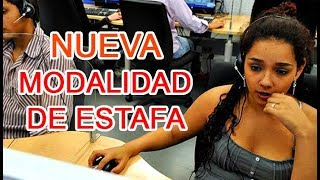 ESTAFA telefónica - Fraude BBVA Bancomer | Nueva modalidad