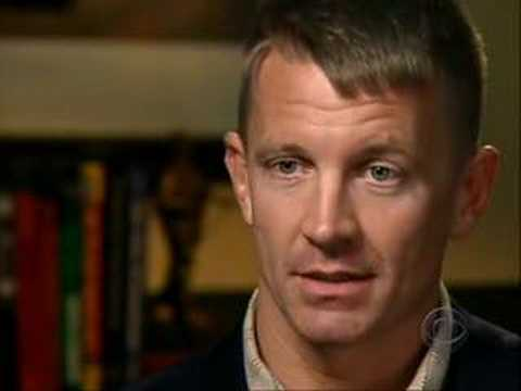Lara Logan interviews Erik Prince