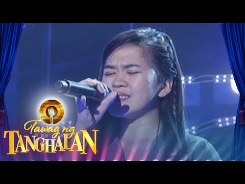 Tawag ng Tanghalan: Klee Anne Ortiz | Don't You Remember