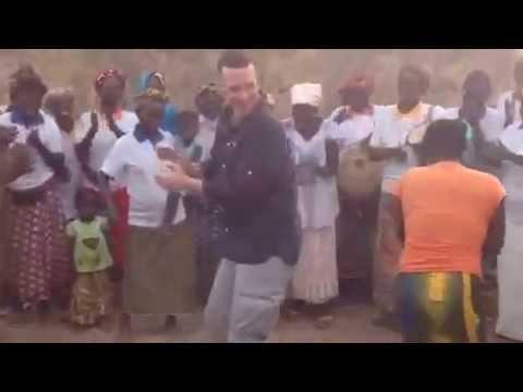Burkina Faso - Dancing With Village Women