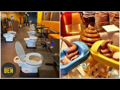 5 Restaurantes Fuera De Lo Común Que Deberías Visitar