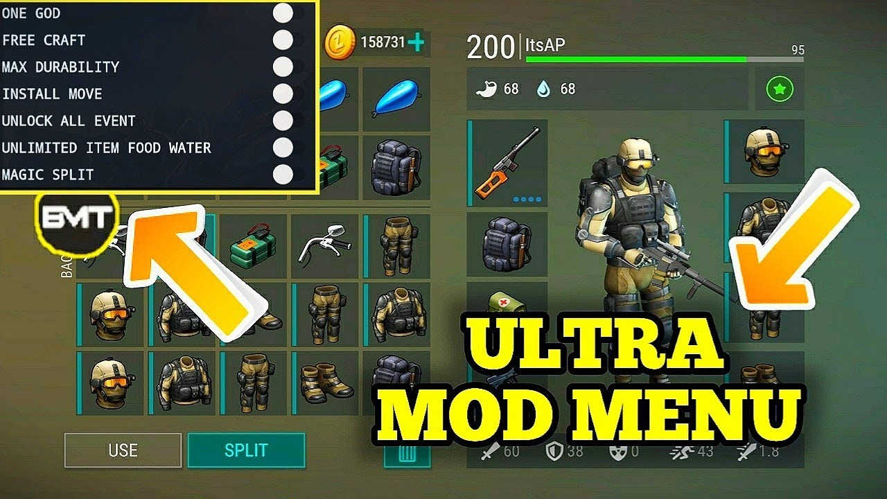 Last Day On Earth Survival 1 17 2 Mega Mod Apk Last Day On Earth Hack Mod Menu Youtube