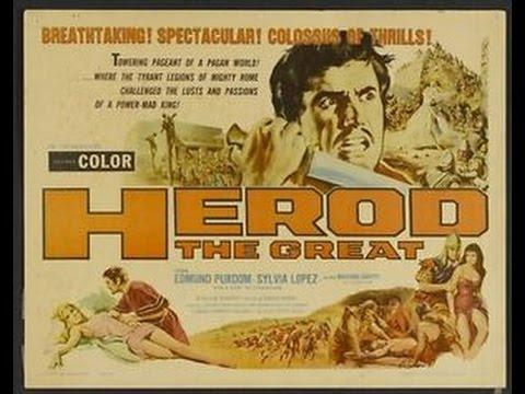 Herod The Great - Full Movie 1959