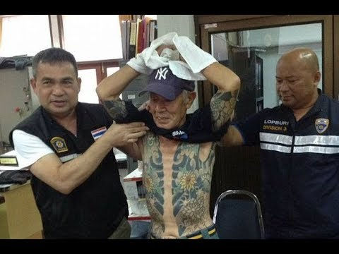 Infamous Fugitive Yakuza Boss Finally C Aught After