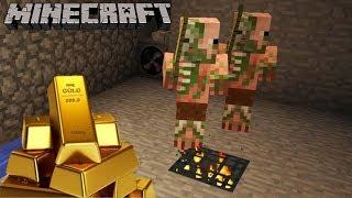 MINECRAFT REALPACK 2 #27 - FARM DI ORO CON I PIGMAN - GAMEPLAY ITA