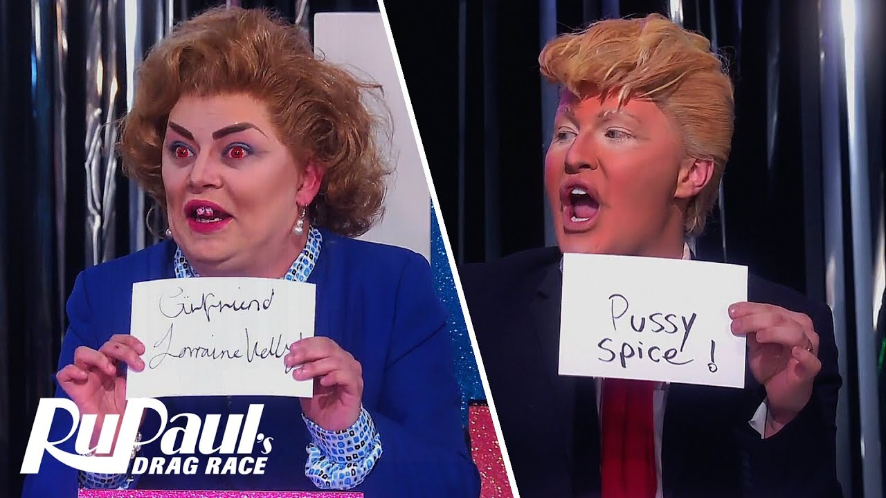 Download RuPaul's Drag Race UK Season 1   Snatch Game Moments