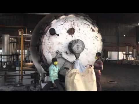 Tyre Pyrolysis Plant by K. G. N. Industries