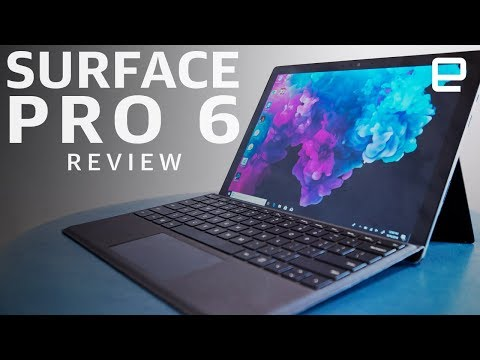 microsoft-surface-pro-6-review:-still-the-best-tablet-pc