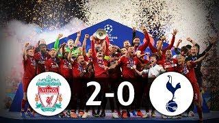 🏴 Pourquoi cette finale était pâle (Liverpool 2-0 Tottenham)