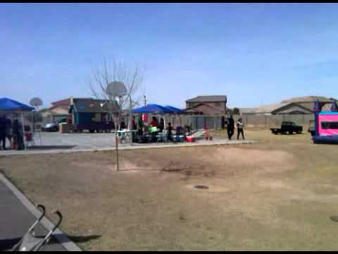 B.T. Bouncies at Maricopa Elementary School 021.3GP