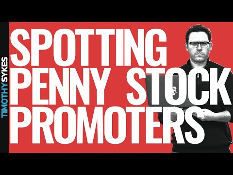 How I Made $3K In A Day Spotting Penny Stock Promoters
