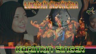 LUKISAN INDONESIA -NAURA (FLS2N SMP) Cover Gita Ft syerli