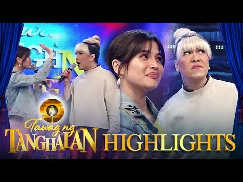 "Anne gets ""apir-zoned"" by Vice | Tawag ng Tanghalan"