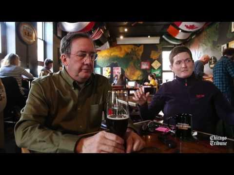 Evolution of craft beer in Chicago