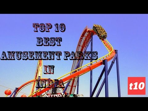 Top 10 Best Amusement Parks in India