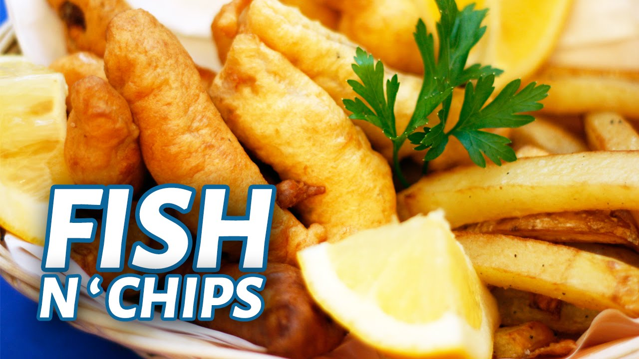 Como fazer fish and chips youtube for Terrace fish and chips