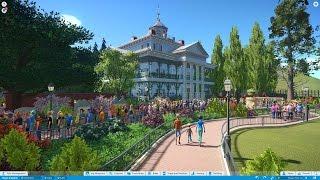 Planet Coaster Disneyland Haunted Mansion