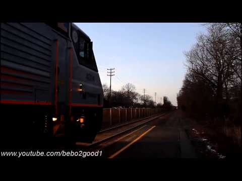 NJT / MNCR WOH: Railroad Action at Radburn RR