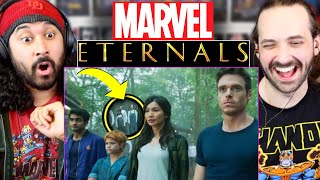 THE ETERNALS TRAILER BREAKDOWN & EASTER EGGS REACTION!! Black Panther 2, Shang-Chi Clips & MCU Slate