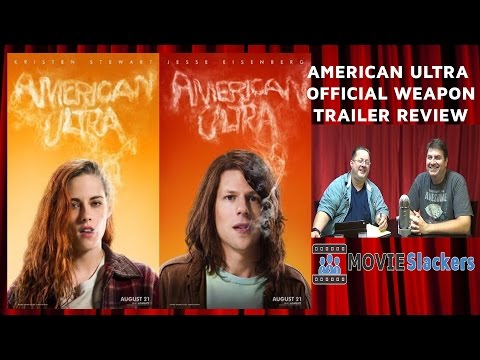 American Ultra - Official Weapon Trailer Review