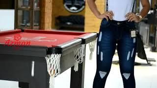 Azmon jeans deluxe