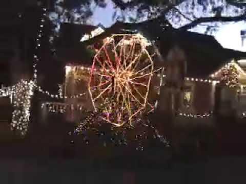 sleepy hollow christmas lights - Christmas Lights In Torrance
