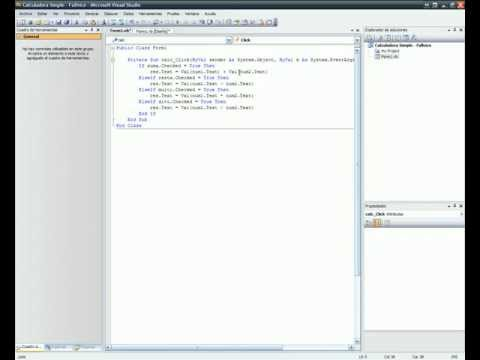visual studio 2008 tutorial pdf