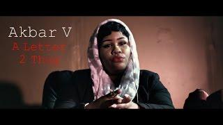 "YSL 1st Lady Akbar V ""A Letter 2 Young Thug"""