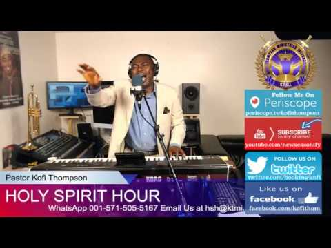 HOLY SPIRIT HOUR... (Come and Lets Dance)