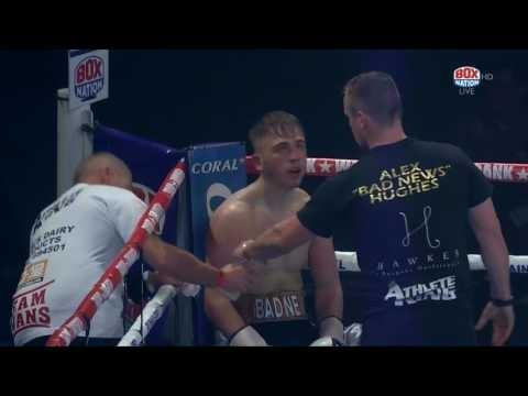 Alex Hughes vs Alistair Warren HD David GfPisano