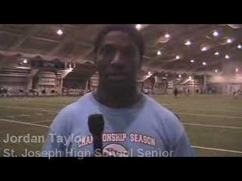 Jordan Taylor-Sunny 101.5 Athlete of the Week