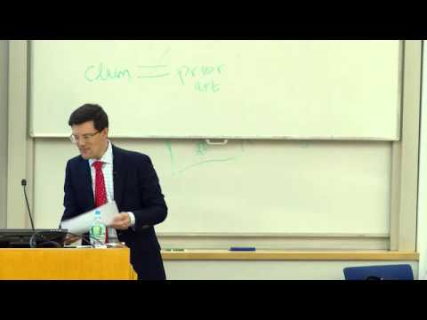 Patent 101 Perspective: Jeffrey M. Sears, Chief Patent Counsel, Columbia University