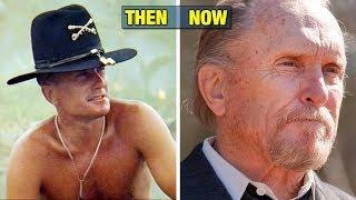 Famous Actors of the 70s  Then  Now  2019