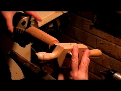 Wood thread cutting